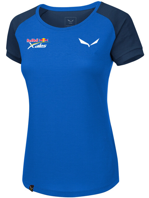 Salewa Redbull X-Alps Delt SS Tee Women royal blue